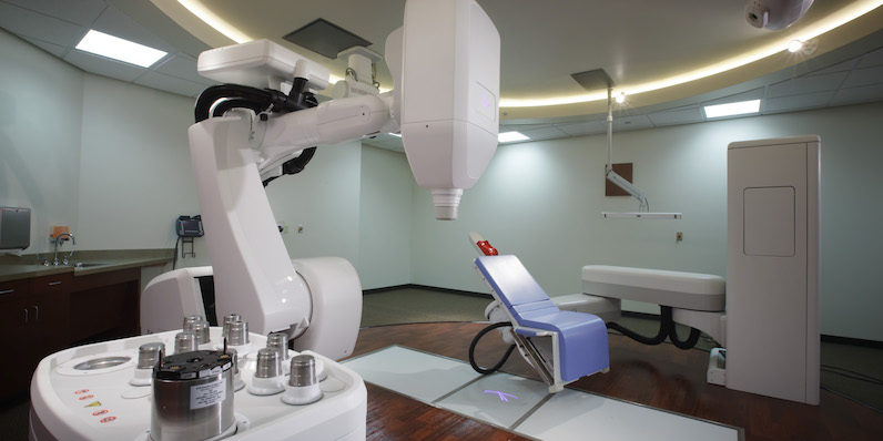 Learn More AboutCyberKnife