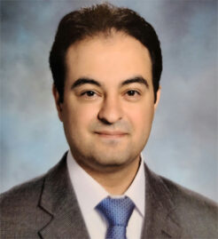 Peyman Kabolizadeh, MD., PH.D.